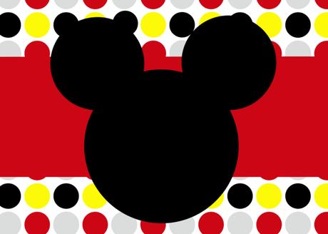 Invitaciones De Cumpleaños De Mickey Mouse Paperblog