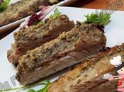 Costillas cerdo asadas (tradicional)