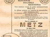 Charles Metz automóvil