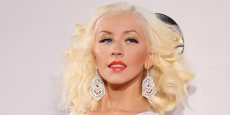 Christina Aguilera - 20 Rostros del maquillaje