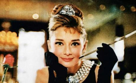 Audrey Hepburn - 20 Rostros del maquillaje