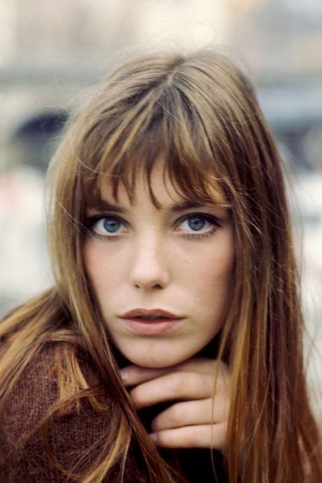 Jane Birkin - 20 Rostros del maquillaje