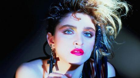 Madonna - 20 Rostros del maquillaje