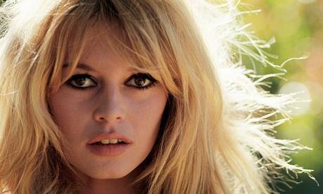 Brigitte Bardot - 20 Rostros del maquillaje