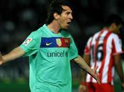 Messi hace historia Barça demoledor