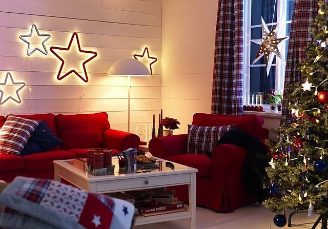 Navidad ikea 2010 m s ideas navide as paperblog for Decoracion navidena ikea