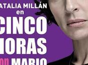 """""""Cinco Horas Mario"""" Natalia Millán"""