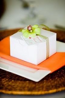 Naranja y Verde manzana: Pura frescura