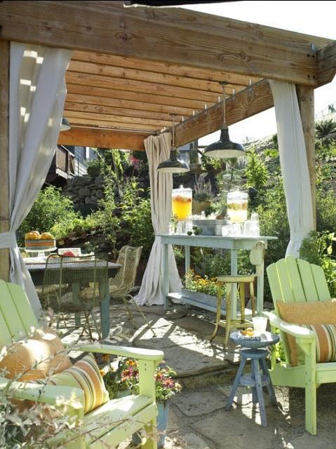Una casa luminosa para quedarse a vivir paperblog - Vivir en una casa de madera ...