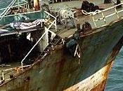Ourang Medan buque carga holandés que,...