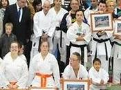 Torneo Internacional Funadación Barclays. Campeonato karate para deportistas discapacidad.