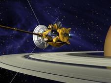 sonda Cassini reanuda actividades normalidad