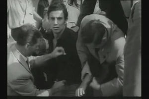 Catálogo criminal español, el thriller nacional entre 1950 y 1965 Vol.II: A sangre fría/Los atracadores/A tiro limpio/El salario del crimen. Madurez y desaparición, todo comenzó con un incendio.