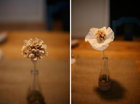 Diy: flores de papel