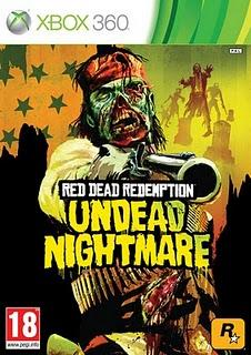 Red Dead Redemption: Undead Nightmare en disco.