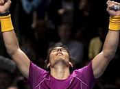 Nadal cita Federer final Copa Maestros, único gran trofeo prohibido