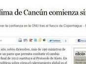 Comienza Cumbre Clima Cancún, ¿habrá resultados acuerdos todo quedará declaración intenciones?