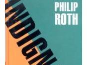 'Indignación' Philip Roth