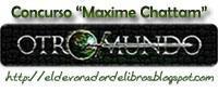 """Concurso """"Maxime Chattam"""""""