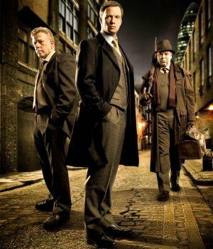 Llega 'Whitechapel', 'Jack, El Destripador' moderno