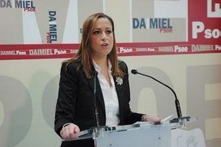 Cristina Maestre se compromete