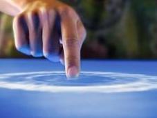 Microsoft patenta pantalla táctil percibe texturas
