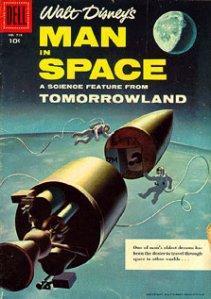 Divulgación Disney (I): Fantasía espacial
