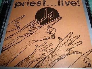 Judas Priest Priest...live la fe del Heavy Metal