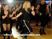 Madonna abre primer gimnasio