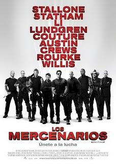 Los Mercenarios (The Expendables)