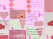 Freebies OCTUBRE ROSA sobre cáncer mama