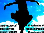 Miguel campello videoclip danza fuego' eslava madrid