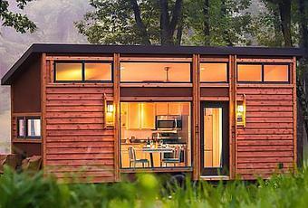 Micro casas port tiles espectaculares que puedes comprar - Casas portatiles precios ...
