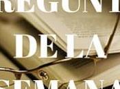 Pregunta semana «¿Cuál último libro abandonado?