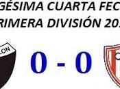 Colón:0 Unión:0 (Fecha 24°)