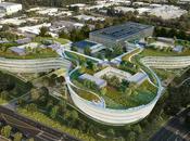 Apple erigirá segunda sede complementerá 'platillo volante'