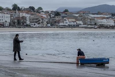 La playa de los ahogados. El fantasma del capitán Sousa.