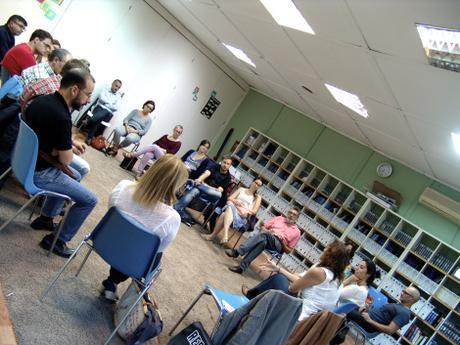Sesiones participativas, dar a conocer el toc el objetivo de tod@s…Gracias!!!