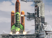 grupo publicitarios intentan lanzar cohete espacial este cómico spot Adobe