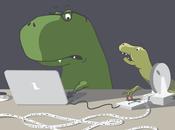 dinosaurios Selectel Paul Roshchin