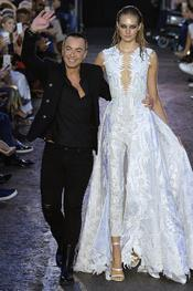 Julien Macdonald London Fashion Week Primavera Verano 2016