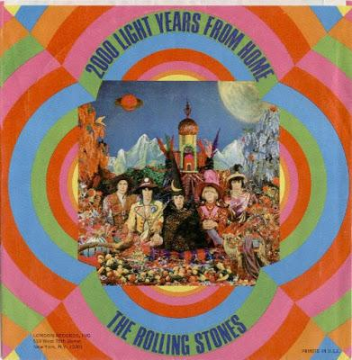 El single de los lunes: 2000 Light Years From Home (The Rolling Stones) 1967