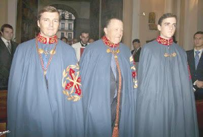 España: Fallece el Infante Don Carlos, Duque de Calabria