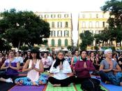"""Yoga Plaza"" Barrio Picasso Málaga"