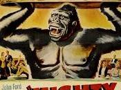 GRAN GORILA, (Migthy young) (USA, 1949) Fantástico