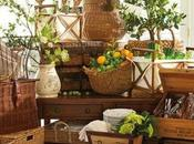 Atrévete decorar cajas cestas