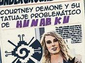 Significado tatuaje Hunab-Ku: caso Courtney Demone