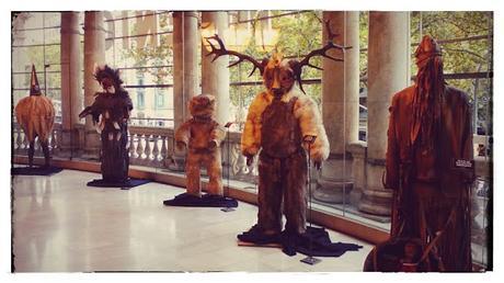 Visita a cuarto milenio la exposici n en barcelona for Exposicion cuarto milenio valencia