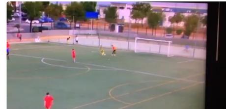 Un gol tras un saque neutral, origen de polémicas en el C.D. Utrera y Mosquito juvenil