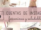 cuentas Instagram femeninas saludables